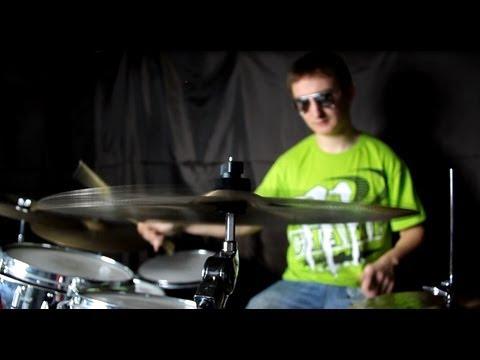 Weekend - Ona Tańczy Dla Mnie (drum Cover, Perkusja) Hd video