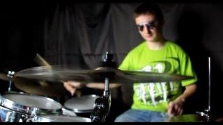 Weekend - Ona tańczy dla mnie (Drum Cover, Perkusja) HD