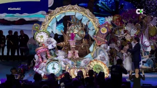 Reina Infantil   Carnaval S/C Tenerife 2019