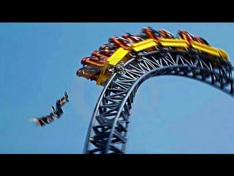 Top 10 Accidentes en parques de atracciones m�s impactantes