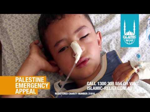 Palestine Gaza Emergency Appeal - Medical Emergency - Islamic Relief Australia