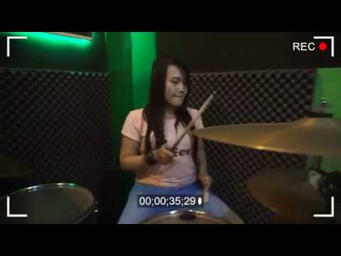 Muse - Hysteria | Shinta_Keizya (Drum Cover)