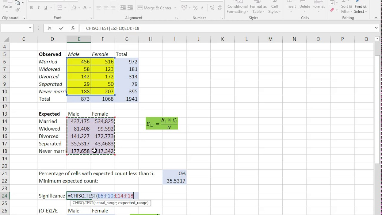 Excel Table Design Templates