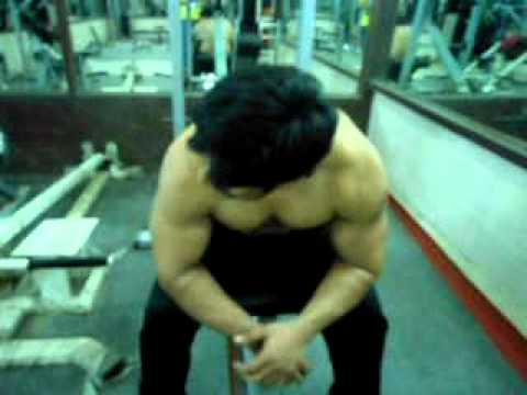 shahid wings work out