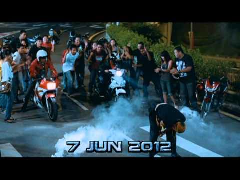 Jalan Kembali Bohsia II (30second trailer)