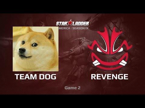 Team Dog vs Revenge, Star Series America WB Semifinal, Game 2