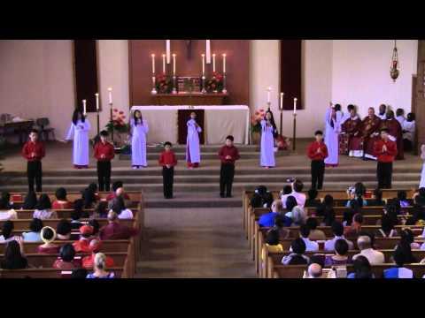 Come Holy Spirit (Jun 2014) - St Mary Magdalen, Everett, WA