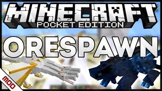 [0.14.0/0.15.0] ORESPAWN MOD - MINECRAFT PE - DOWNLOAD