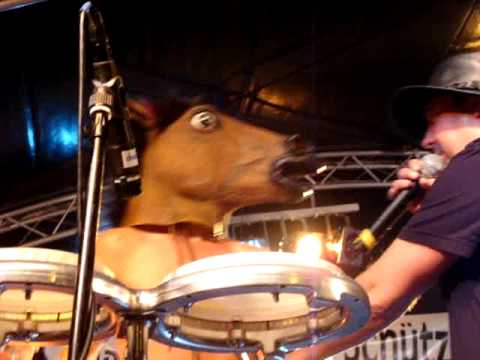 REDNEX - LIVE ON STAGE - RIDING ALONE - HANNOVER JUNE 2009