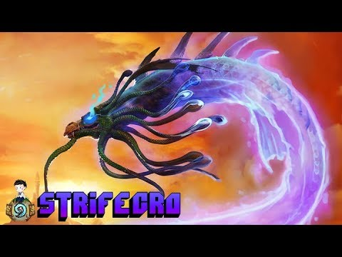 Hearthstone: Medivh Control Mage