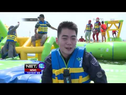 Libur Lebaran, Pengunjung Ancol Mencapai 30 Ribu Orang - NET12