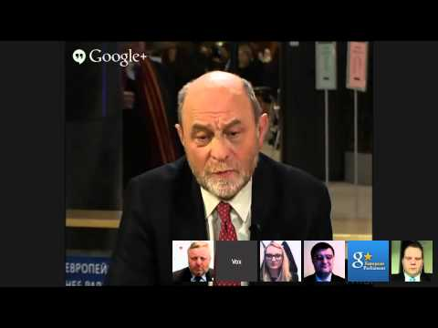 Hangout On Air - Poland and the European Elections