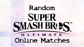 Super Smash Bros Ultimate | Online Matches | 2/16/2019 | Nintendo Switch