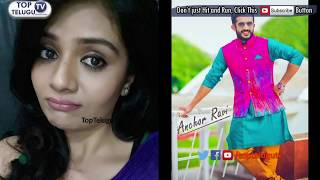 Anchor Srimukhi Father Strong Warning to Ravi   Patas Comedy Show   ETV Plus   Top Telugu TV
