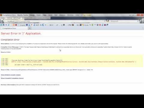 Creando una aplicación web ASP.net MVC paso a paso