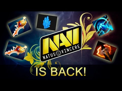 NaVi is back — first OG loss