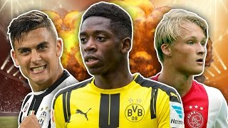 Is Ousmane Dembélé The Best Young Player In World Football?! | W&L