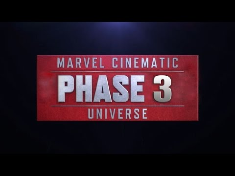 Marvel Cinematic Universe Phase 3 - What's coming?