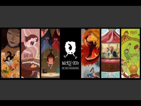 Comic Studio/ Manga Studio Tutorial