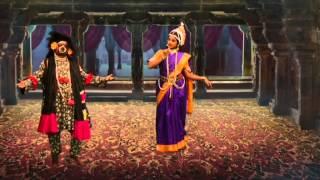 Animated Yakshagana