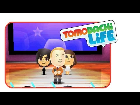 Bobby sings about eating babies! | Tomodachi Life