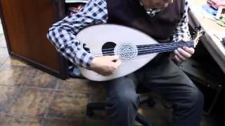 Oud for Kids - Luthier Saadettin Sandi and Bahadir Sandi