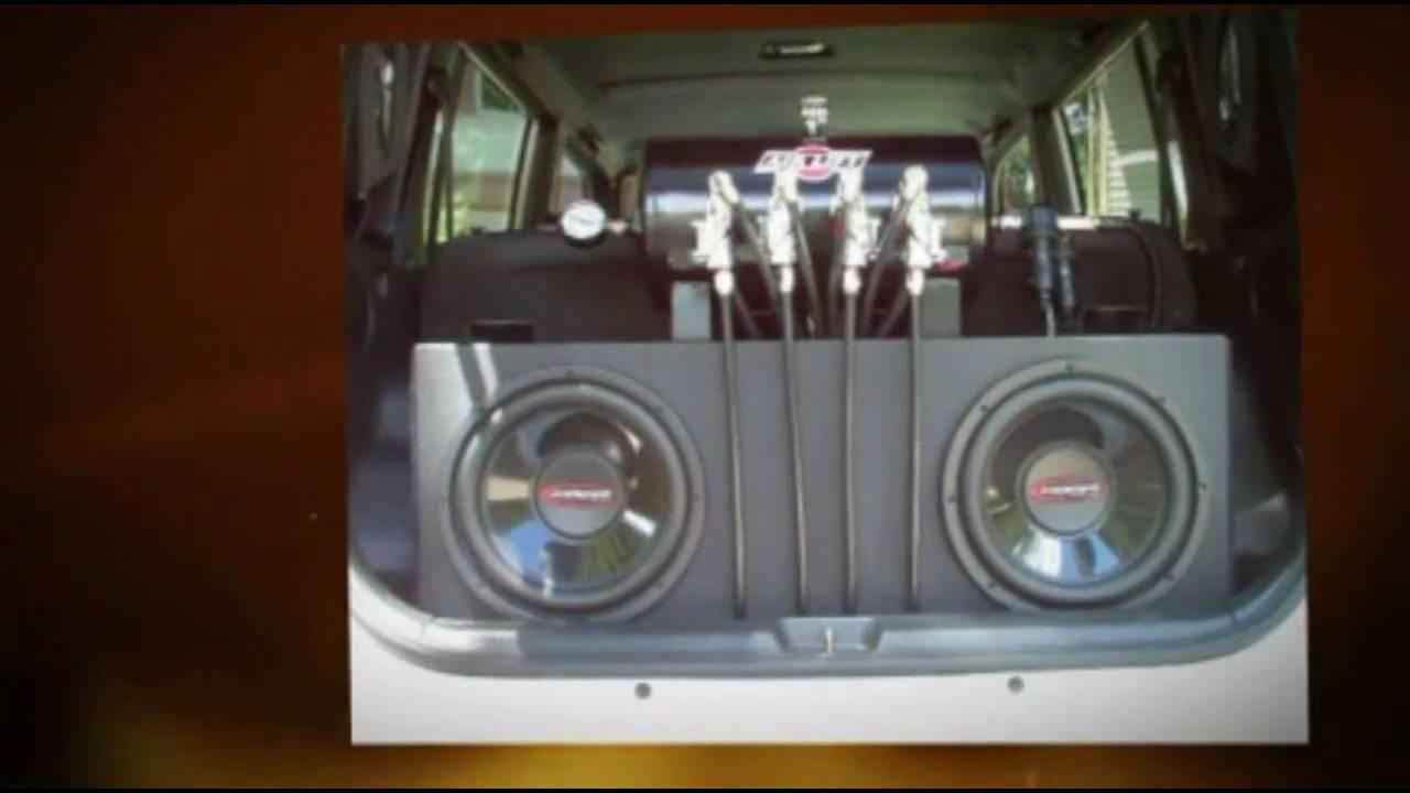 Best Subwoofer Boxes Reviews and Car Audio Designs Deals ...