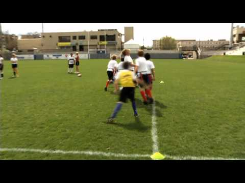 Rookie Rugby - 4 v 4
