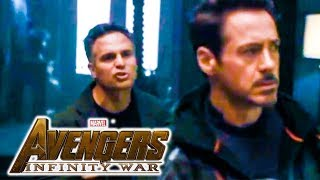 New Avengers Infinity War CLIP! SUPER SPOILERS - HULK WARNS AVENGERS OF THANOS