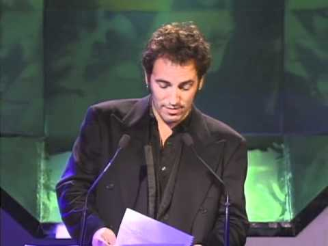 Bruce Springsteen Inducts Creedence Clearwater Revival in 1993