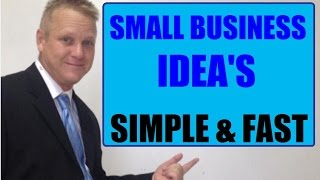 How and Where To Get Small Business Ideas