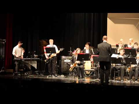 Northland Pines High School Jazz Ensemble: Student Composed Song