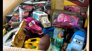 100 Disney Cars Collection - Entire Toy Collection of Disney Cars Diecast Toys 🔴 Live Show