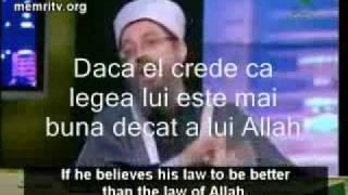 Pedeapsa pentru cei care lasa islamul este moartea Trilulilu Video Incredibil