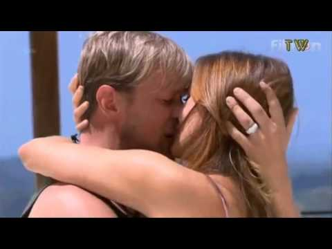 Kian Egan - Jodi surprised Kian on I'm a Celebrity klip izle