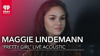 "Maggie Lindemann - ""Pretty Girl"" Live Acoustic 