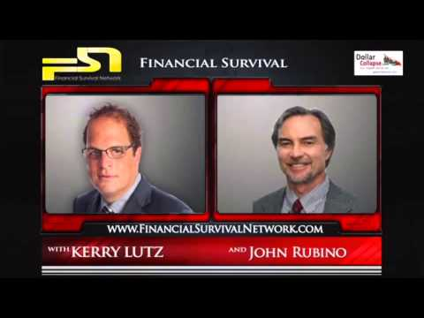 John Rubino--Panic Starts Sweeping The World-Is The US Next? #2388