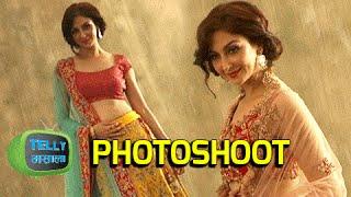 Saumya Tandon aka Anita Bhabhi doing HOT Photo Shoot Bhabi Ji Ghar Par Hai  Tv