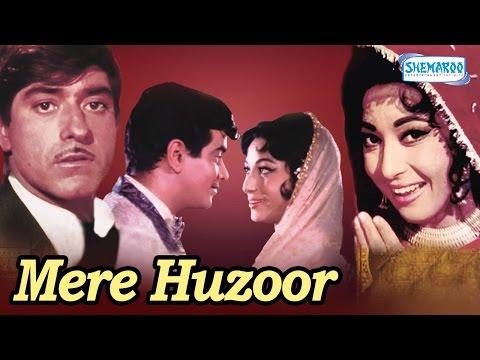 Mere Huzoor -  Mala Sinha - Raaj Kumar - Jeetendra - Hindi Full Movie thumbnail