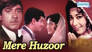 Download Mere Huzoor -  Mala Sinha - Raaj Kumar - Jeetendra - Hindi Full Movie 3Gp Mp4