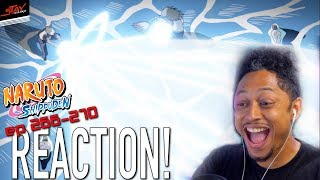 Darui vs Kinkaku and Ginkaku | 4th Great Ninja War | Naruto Shippuden 266 267 268 269 270 Reaction