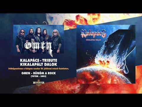 Omen - Bűnöm a rock (Kalapács) hivatalos audio / official audio