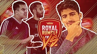 FAÏZ & IDRIZ vs KLEMO #3 ROYAL RUMBLE