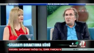 Prof. Dr. İbrahim Saraçoğlu'ndan Sigara Bıraktırma Kürü
