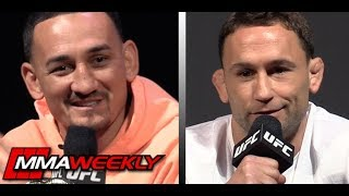 Max Holloway & Frankie Edgar: UFC 240 Gameplan