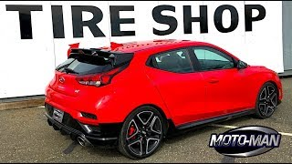 2019 Hyundai Veloster N: A VW GTI built by BMW East . . . TECH REVIEW (1 of 2)