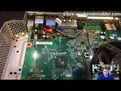Review of $18 Soldering Iron for use to RGH Xbox 360