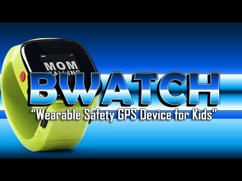 Top Child GPS Tracking Watch