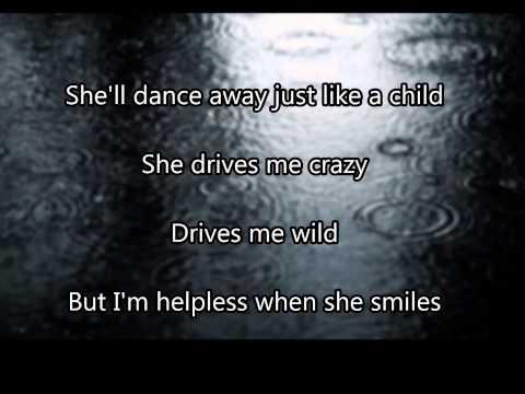 Helpless When She Smiles - Backstreet Boys (Lyrics)