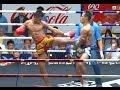 Muay Thai -Panpayak vs Gaonar (พันธ์พยัคฆ์ vs ก้าวหน้า), Rajadamnern Stadium, Bangkok, 9.6.16
